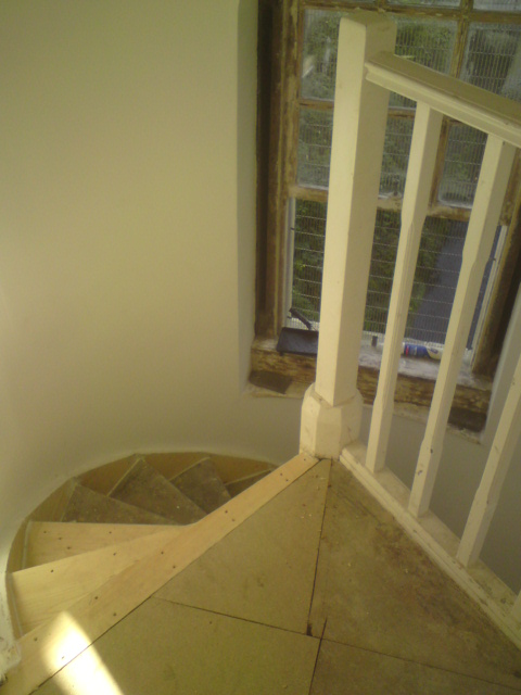 Spiral Staircases And Space Saver Stairs At Spirals To